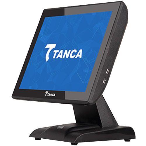 Computador Touch Tanca TPT-650 J1900 4GB SSD128GB  - ZIP Automação