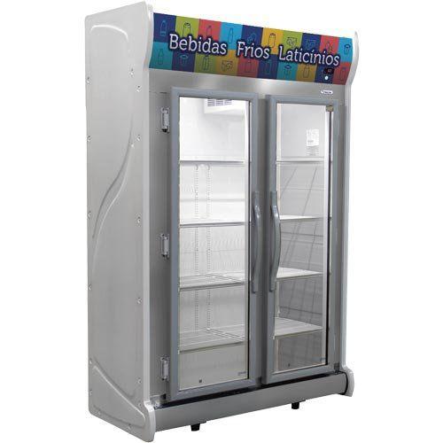 Refrigerador Expositor Auto Serviço 1000L Fricon ACFM 1000 220V  - ZIP Automação
