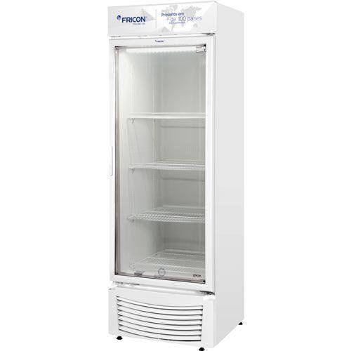 Refrigerador Expositor Vertical 431L Fricon VCFM 431 V 220V  - ZIP Automação