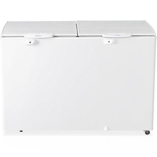 Freezer Dupla Ação Horizontal 410L Gelopar GHBS-410 BR 127V  - ZIP Automação