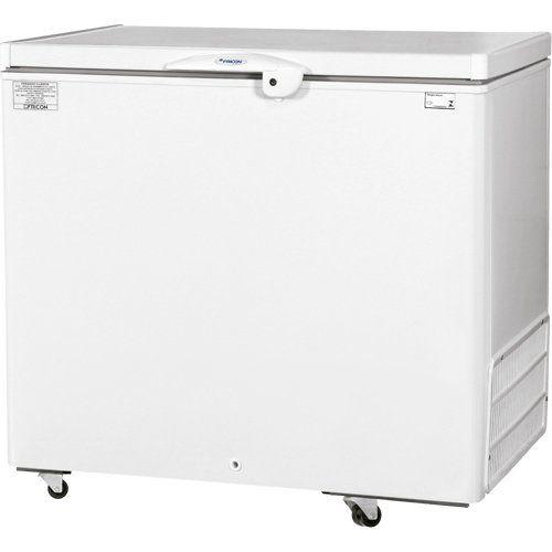 Freezer Dupla Ação Horizontal 311L Fricon HCED 311 C 127V  - ZIP Automação