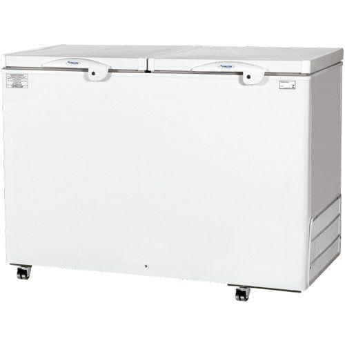 Conservador / Refrigerador Horizontal 411L HCED 411 C - Fricon  - ZIP Automação