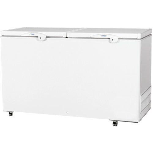 Freezer Dupla Ação Horizontal 503L Fricon HCED 503 C 127V  - ZIP Automação