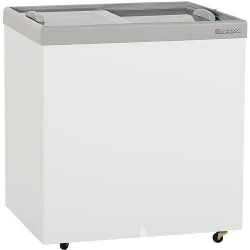 Freezer Dupla Ação Horizontal 220L Gelopar GHDE-220 CZ 127V  - ZIP Automação
