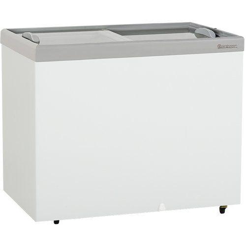 Freezer Dupla Ação Horizontal 310L Gelopar GHDE-310 CZ 127V  - ZIP Automação