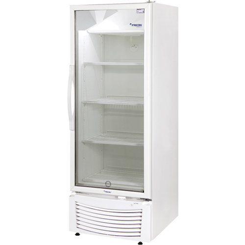 Refrigerador Expositor Vertical 402L Fricon VCFM 402 V 127V  - ZIP Automação