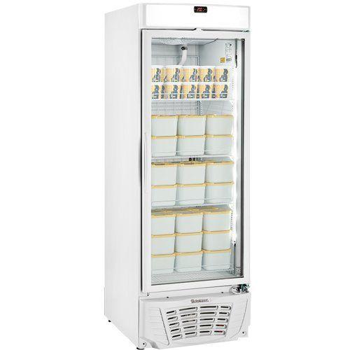 Freezer Expositor Vertical 570L Gelopar Esmeralda GLDF-570 BR 220V  - ZIP Automação