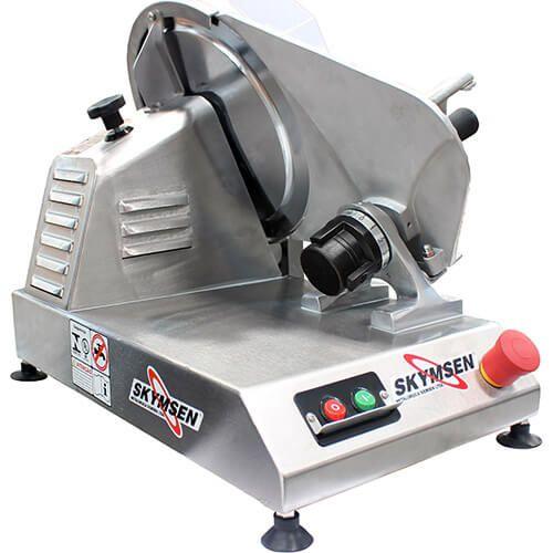 Fatiador de Frios Semi-Automático Skymsen CFI-300L-N 127V  - ZIP Automação