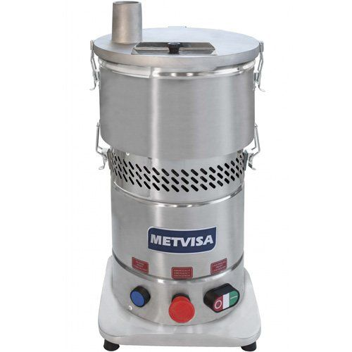 Cutter Inox 8L Metvisa CUT.8 Bivolt  - ZIP Automação