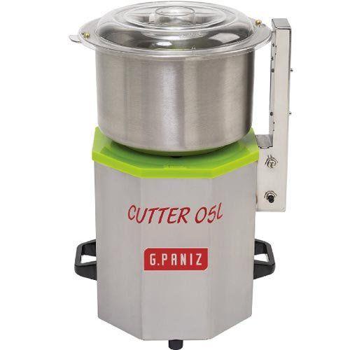Cutter Inox 5L G.Paniz CUTTER-05L 220V  - ZIP Automação