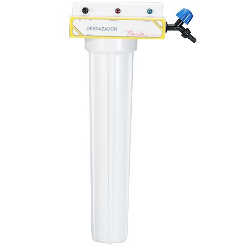 Deionizador de Água 50 l/h Marte DM-50 Bivolt  - ZIP Automação