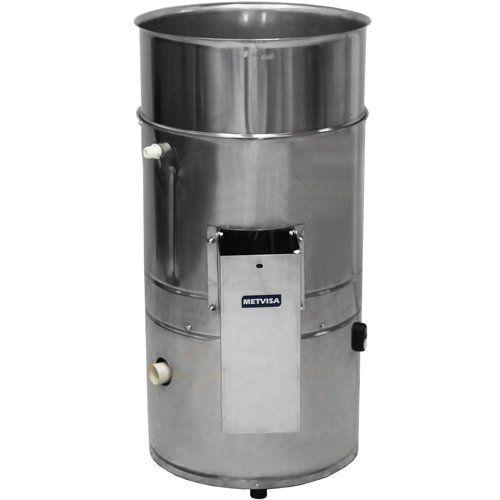 Descascador de Alho Inox 10kg Metvisa DBCA.10 127V  - ZIP Automação