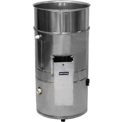 Descascador de Cebola Inox 6kg Metvisa DBCA.6 127V  - ZIP Automação