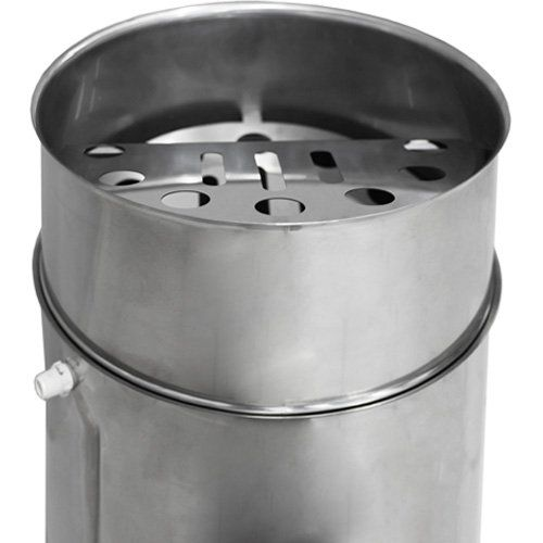 Descascador de Alho Inox 6kg Metvisa DBCA.6 220V  - ZIP Automação