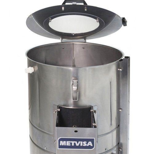 Descascador de Alho Inox 6kg Metvisa DBCA.6 MAX 220V  - ZIP Automação
