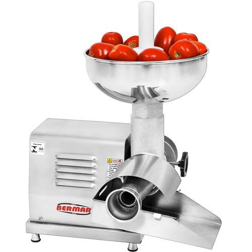 Despolpadeira de Tomate Bermar BM 73 NR Bivolt  - ZIP Automação