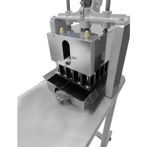 Divisora de Massas Retangular 1,5kg c/ Cavalete Metvisa DPC.30  - ZIP Automação