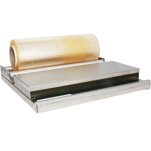 Embaladora p/ Filmes 40cm R.Baião Embalafil Compacta Corte Frio Inox  - ZIP Automação