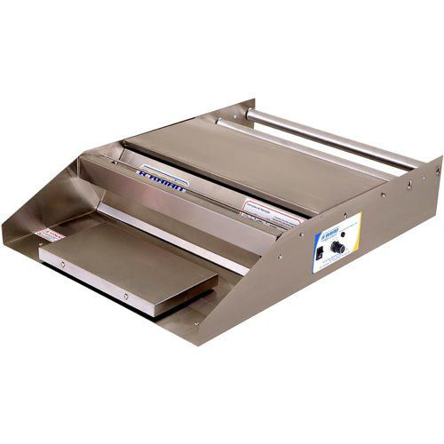Embaladora p/ Filmes 50cm R.Baião Embalafil Standard Inox Bivolt  - ZIP Automação