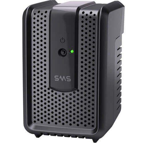 Estabilizador de Energia SMS 500VA Revolution Speedy Entrada 115V  - ZIP Automação