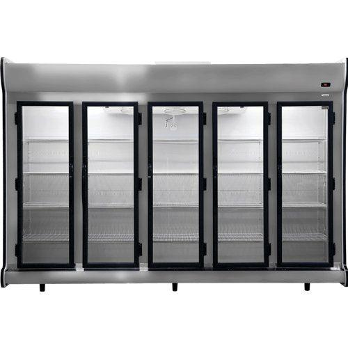 Refrigerador Expositor Auto Serviço 2375L Fricon ACFM 2375 PT 127V  - ZIP Automação