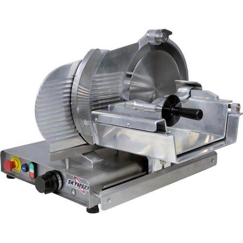 Fatiador de Carnes Inox Skymsen FC-350-N 220V  - ZIP Automação