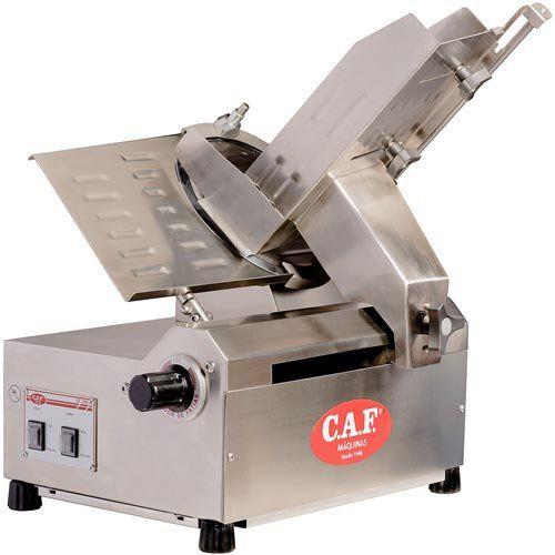 Fatiador de Frios Automático CF 300 - CAF Máquinas  - ZIP Automação