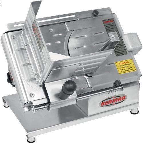 Fatiador de Frios Semi-Automático Bermar BM 06 NR Bivolt  - ZIP Automação