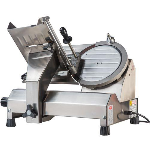 Fatiador de Frios Semi-Automático CF 300 - CAF Máquinas  - ZIP Automação