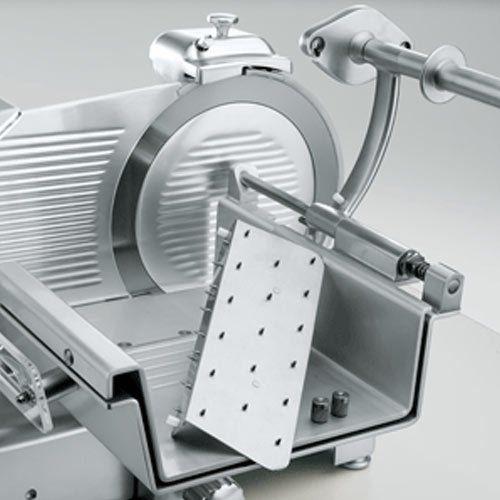 Fatiador de Carnes Inox Sirman Mantegna 350 VCS 220V  - ZIP Automação