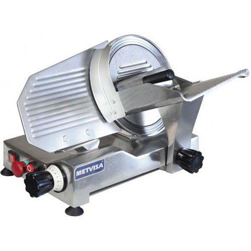 Fatiador de Frios Semi-Automático Metvisa CFE.250 220V  - ZIP Automação