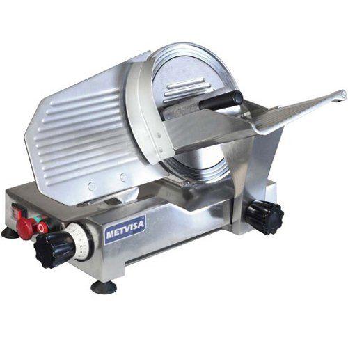 Fatiador de Frios Semi-Automático Metvisa CFE.275 220V  - ZIP Automação