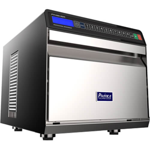 Forno Elétrico Speed Oven Finisher 17L - Prática  - ZIP Automação