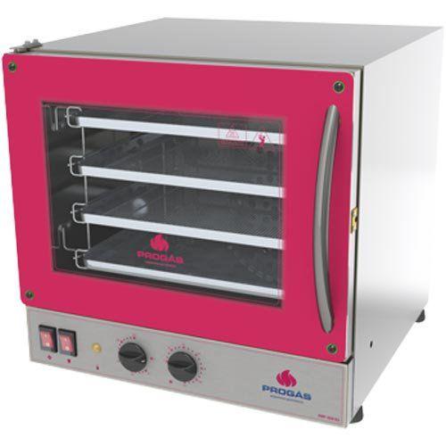 Forno Turbo Elétrico Progás Fast Oven PRP-004 G2 127V  - ZIP Automação