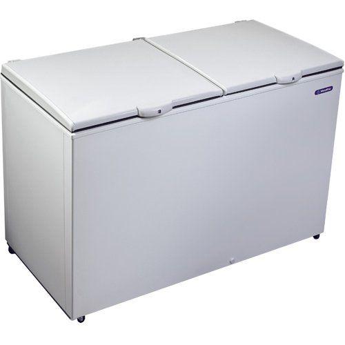 Freezer / Conservador Horizontal 419L DA420 - Metalfrio  - ZIP Automação