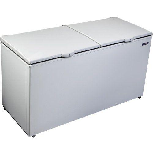 Freezer / Conservador Horizontal 546L DA550 - Metalfrio  - ZIP Automação