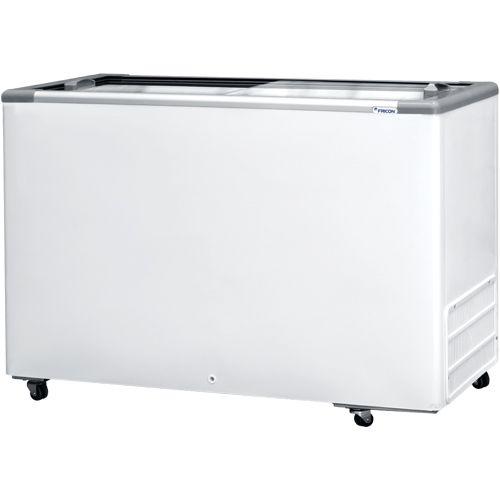 Freezer Dupla Ação Horizontal 411L Fricon HCED 411 V 127V  - ZIP Automação