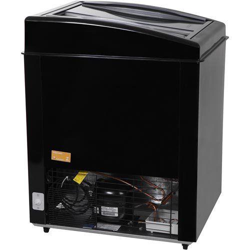 Freezer Tripla Ação Horizontal 120L Ártico Colors FH 150C Preto 127V  - ZIP Automação
