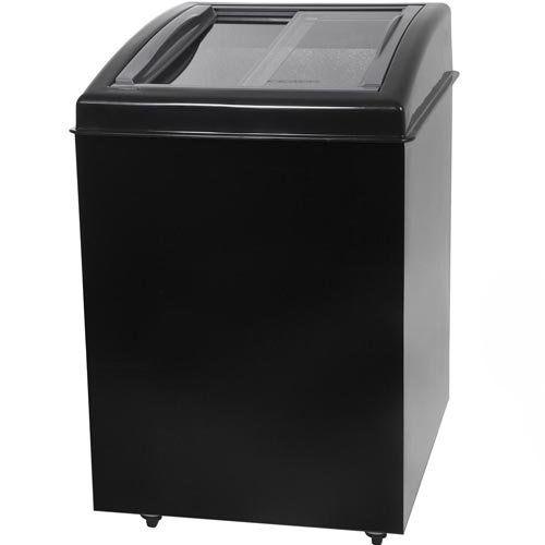 Freezer Tripla Ação Horizontal 120L Ártico Colors FH 150C Preto 220V  - ZIP Automação