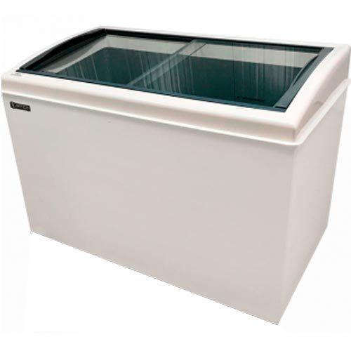 Freezer Tripla Ação Horizontal 400L Ártico FH 400B Borda Branca 220V  - ZIP Automação
