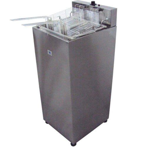 Fritadeira Elétrica Água e Óleo 1 Cuba FTC - IBET  - ZIP Automação