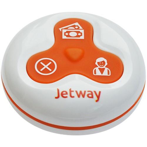 Gerenciador de Chamadas Botão 3 Funções Jetway CG-300  - ZIP Automação