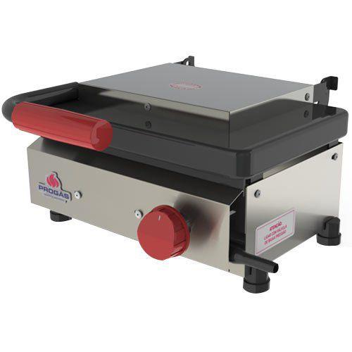 Grill a Gás Progás New Queen Style PR-220GN  - ZIP Automação