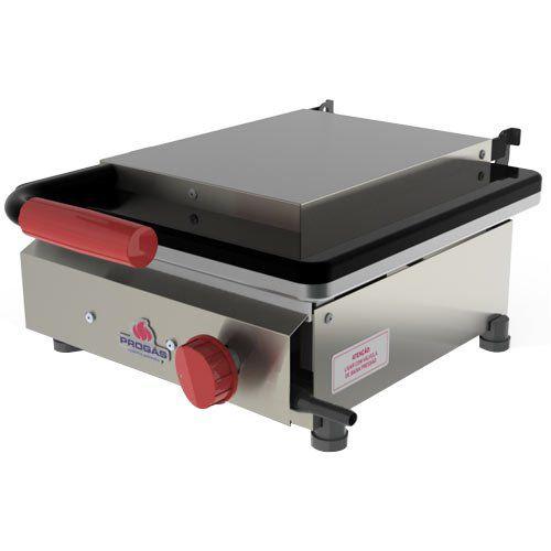 Grill a Gás Progás New Queen Style PR-350GN  - ZIP Automação
