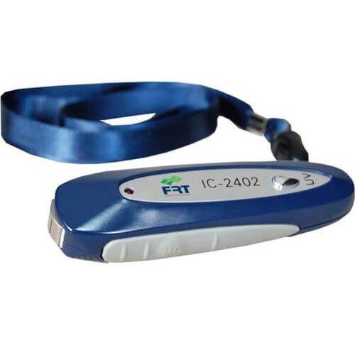 Identificador de Cédulas e Cartões Falsos IC-2402 - FRT  - ZIP Automação