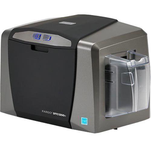 Impressora de Cartão PVC HID Fargo DTC1250e  - ZIP Automação