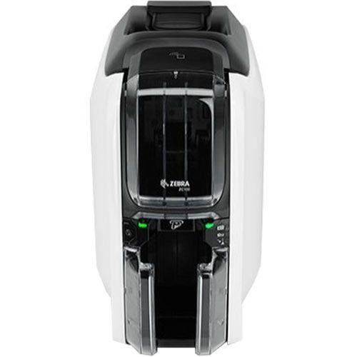Impressora de Cartão PVC Zebra ZC100  - ZIP Automação