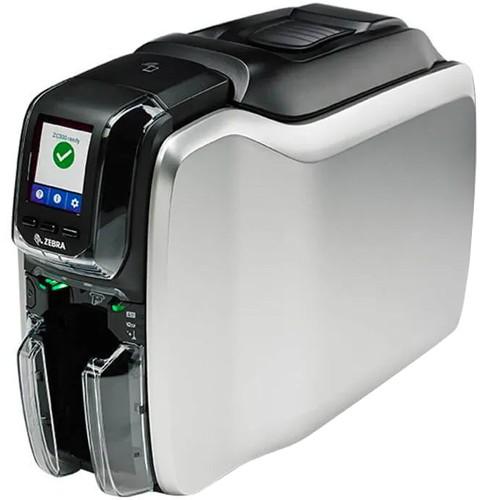 Impressora de Cartão PVC Zebra ZC300  - ZIP Automação