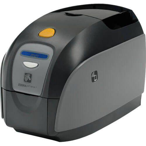 Impressora de Cartão PVC Zebra ZXP Série 1  - ZIP Automação