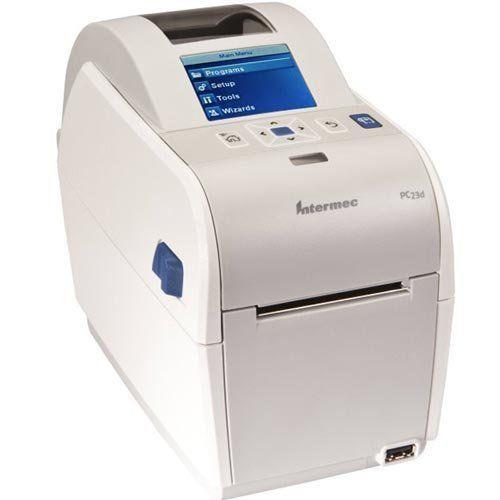 Impressora de Pulseiras Honeywell PC23d  - ZIP Automação